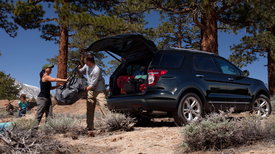 Best Ford For Camping